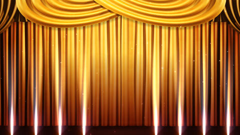 Stage Curtain 2 Fgs1 Animation