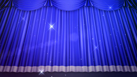 Stage Curtain 2 Ubf1 Animation
