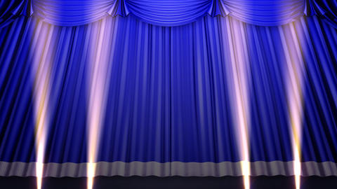 Stage Curtain 2 Ubs1 Animation