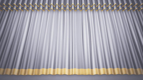 Stage Curtain 2 Uw2 Animation