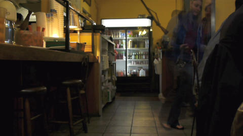 Mexican restaurant Stock Video Footage