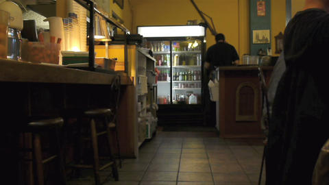 Mexican restaurant Footage