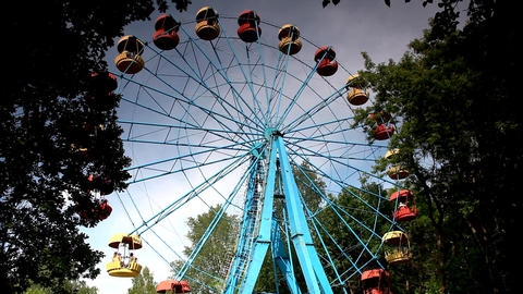 Carousel View full height Stock Video Footage