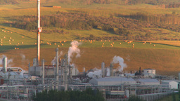 HD2008 8 1 16 gas plant Footage