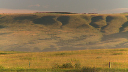 HD2008 8 1 58 prairie hills Stock Video Footage