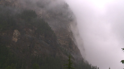 HD2008-8-1-72 rain mtn Stock Video Footage