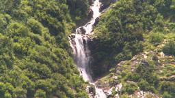 HD2008-8-1-80 mtn waterfall Footage