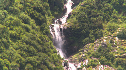 HD2008-8-1-80 mtn waterfall Stock Video Footage
