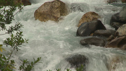 HD2008-8-2-4 mountain stream Stock Video Footage