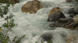 HD2008-8-2-4 mountain stream Footage