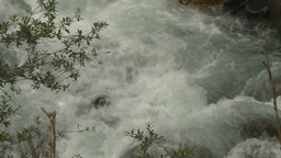 HD2008-8-2-6 mountain stream Stock Video Footage