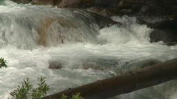 HD2008-8-2-8 mountain stream Stock Video Footage
