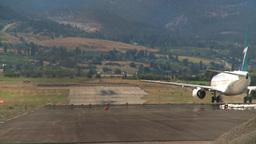 HD2008-8-2-24 B737 takeoff Kelowna Stock Video Footage