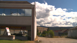 HD2008-8-2-62 drive okanagan town Stock Video Footage