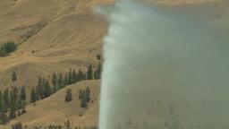 HD2008-8-3-5 farm sprinkler Stock Video Footage
