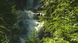 HD2008-8-3-47 mountain stream Stock Video Footage
