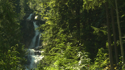 HD2008-8-3-51 mountain stream Stock Video Footage