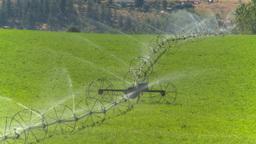 HD2008-8-4-42 farm irigation Stock Video Footage