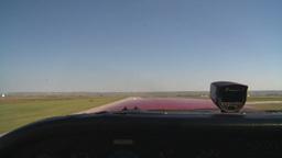 HD2008-8-5-6 C172 takeoff Stock Video Footage