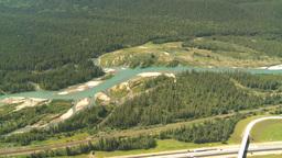 HD2008-8-5-22 aerial TCH river Footage