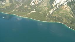 HD2008-8-5-28 aerial lake minn Footage