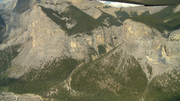 HD2008-8-5-34 aerial mtns Stock Video Footage
