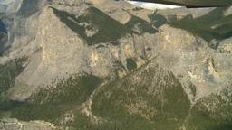 HD2008-8-5-34 aerial mtns Footage