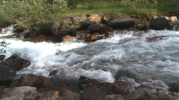 HD2008-8-6-1 mountain stream Footage