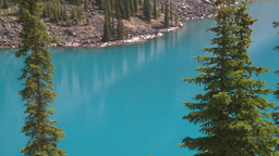 HD2008-8-7-7 Moraine lake Stock Video Footage