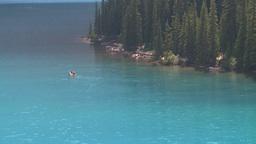 HD2008 8 7 14 canoe Moraine lake Footage