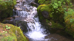 natural falls Stock Video Footage