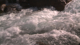 HD2008-8-7-46 whitewater stream Stock Video Footage