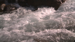 HD2008-8-7-46 whitewater stream Footage