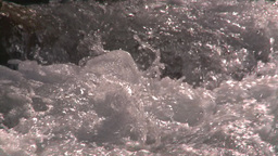 HD2008-8-7-48 whitewater stream Stock Video Footage