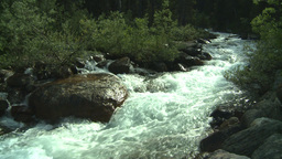 HD2008-8-7-50 whitewater stream Stock Video Footage
