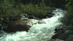 HD2008-8-7-50 whitewater stream Footage
