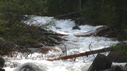 HD2008-8-7-52whitewater stream Stock Video Footage