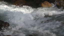 HD2008-8-7-54 whitewater stream Stock Video Footage