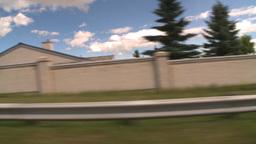 HD2008-8-8-28 drive traffic Stock Video Footage