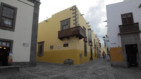 Columbus House, Case de Colon, in Las Palmas de Gr Live Action