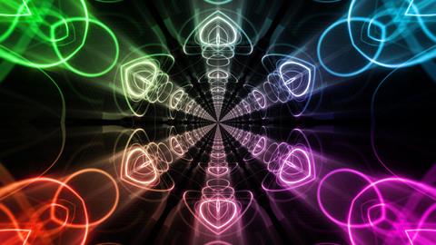 Kaleidoscope Animation