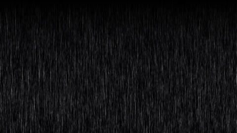 Heavy Rain Motion Background stock footage