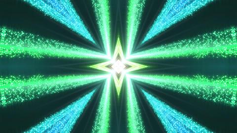 Space Stars radiant kaleidoscope BE 5raf 4k Animation