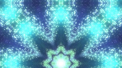 Space Stars radiant kaleidoscope DF 8raf 4k Animation