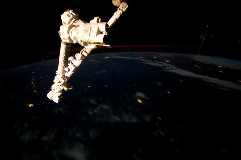 caribbeanstorms iss 20120629 High Res 4k Footage