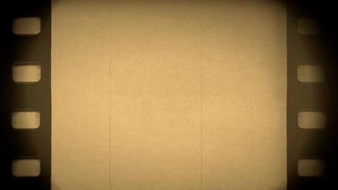 Looping Vintage Reel Stock Video Footage