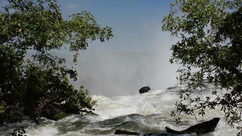 Victoria falls Footage
