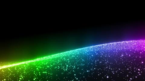 Illuminations Hill 1 Zf 3 R 4k Stock Video Footage