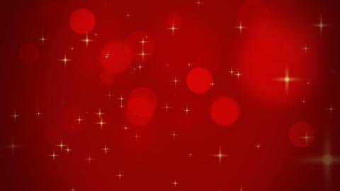abstract bokeh lights and shiny stars Animation