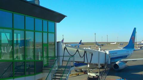 Terminal Footage